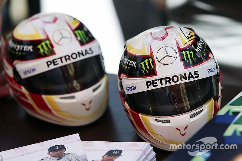 La F1 retrasa hasta Mónaco la prohibición de lanzar los protectores de las viseras a la pista