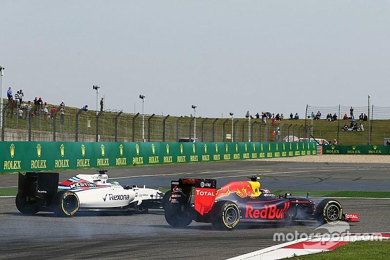 Massa: El cambio de pilotos en Red Bull podría beneficiar a Williams