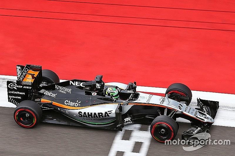 """Force India """"істотно зміниться"""" до Барселони"""