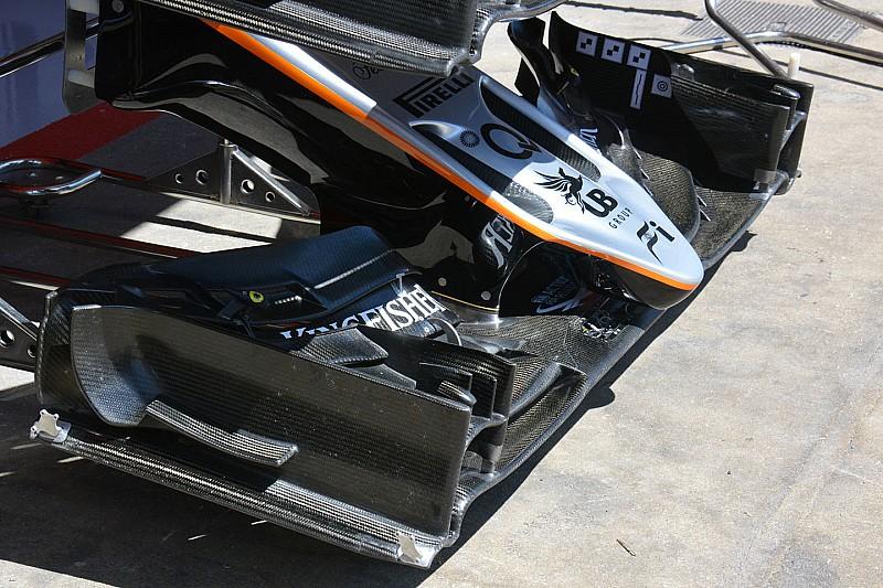 Перес назвал причину слабых выступлений Force India
