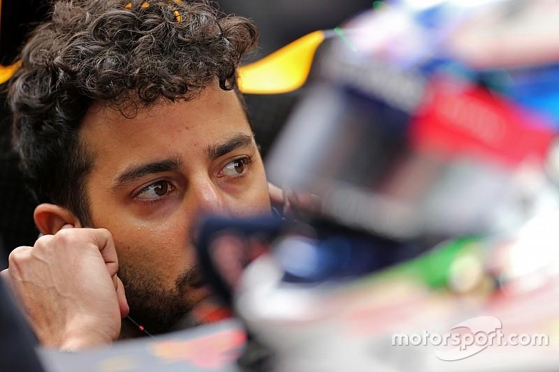 Ricciardo maakt zich geen zorgen na sterk begin Verstappen