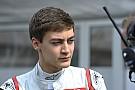 Russell en Lorandi pakken eerste F3-pole in Pau, drama Günther
