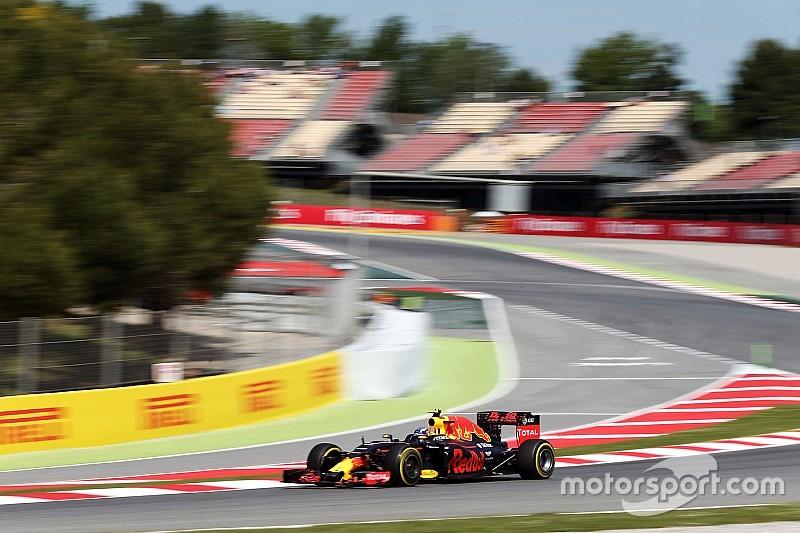 Verstappen spectaculair vierde in eerste kwalificatie voor Red Bull