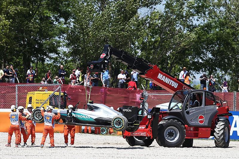 FIA赛会干事:罗斯伯格与汉密尔顿动作都合理