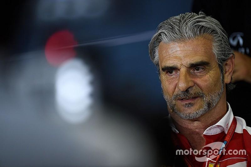 """Ferrari se lamenta de """"una ocasión desperdiciada"""""""