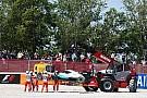 Хемілтон і Росберг зіткнулися на першому колі Гран Прі Іспанії