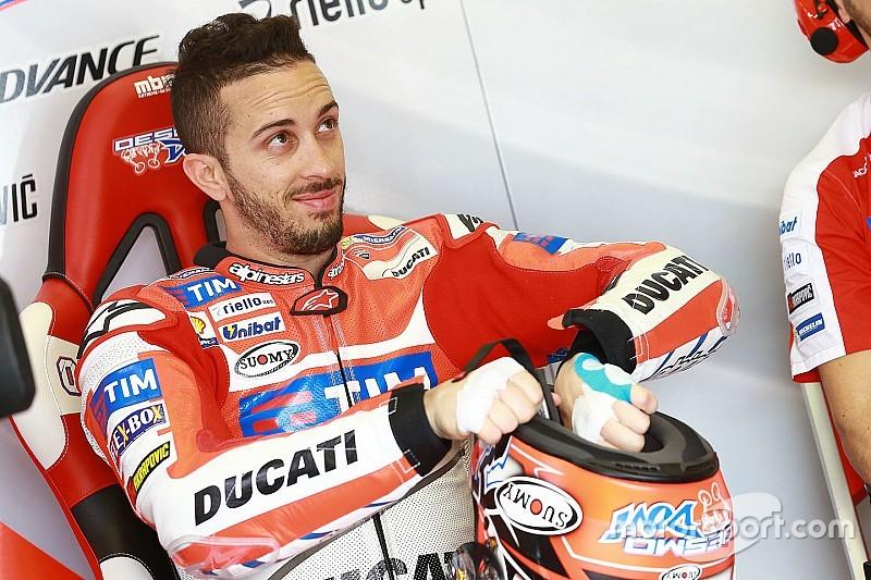 Ducati kiest Dovizioso als teamgenoot van Lorenzo in 2017