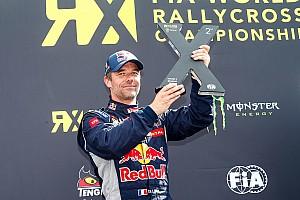 World Rallycross Actualités Loeb -
