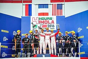 European Le Mans レースレポート 平川亮がELMS初優勝。中野信治9位:ELMS第2戦イモラ