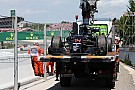 В Honda выяснили причины схода Алонсо на Гран При Испании