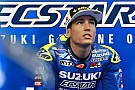 Эспаргаро ничего не знал о переговорах Suzuki с Янноне