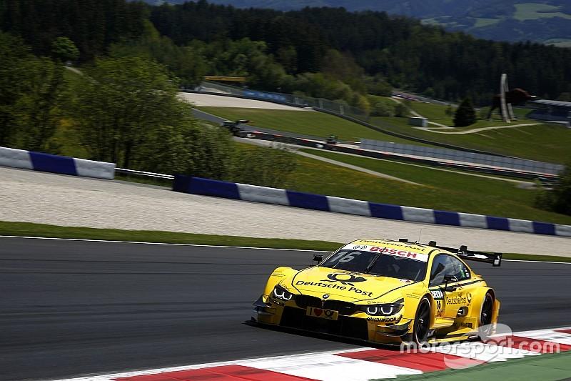Глок стал лучшим во второй гонке в Шпильберге