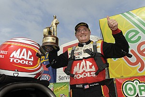 NHRA Race report Kalitta scores third straight Top Fuel victory