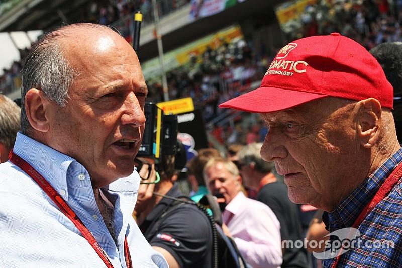 """Dennis: """"Sarà la McLaren a rompere l'egemonia della Mercedes!"""""""