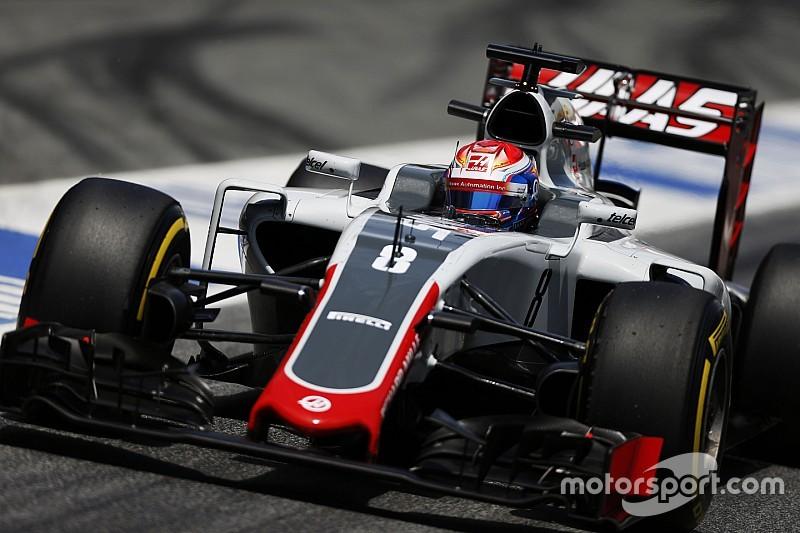 """Haas-engineer Komatsu: """"We halen nog lang niet alles uit de auto"""""""