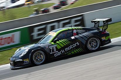 Morad et Robichon s'imposent en Coupe Porsche
