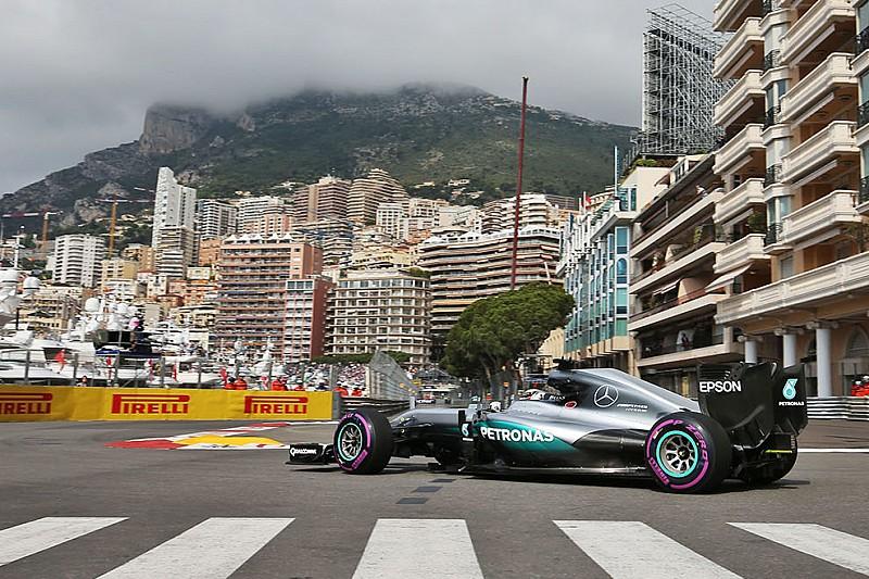 Monaco, Libere 1: Mercedes in fuga, ma Vettel insegue