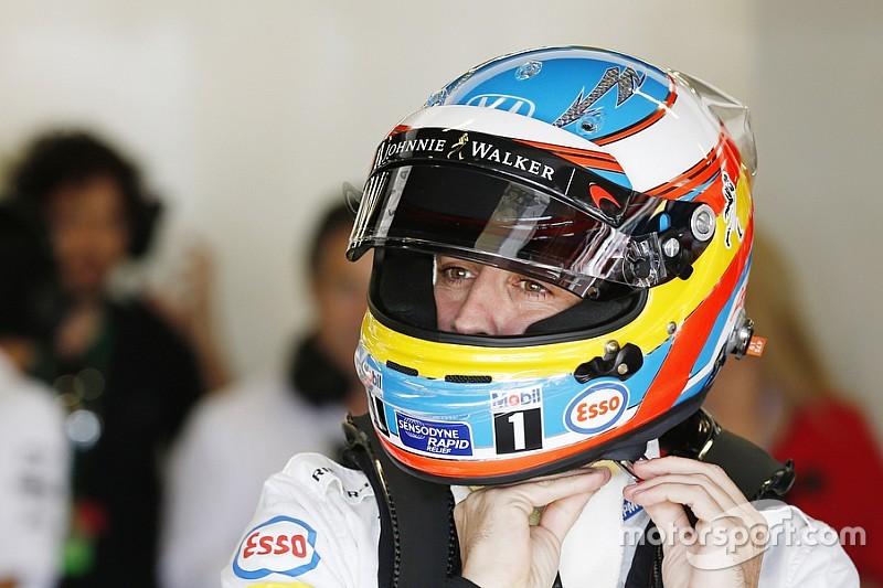 FIA允许车手自由处置护目镜贴膜 只要求尽可能少用