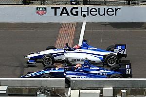 Indy Lights I più cliccati Gallery: che arrivo ad Indy, Dean Stoneman vince di soli 0