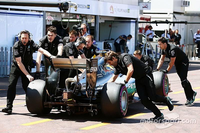 """Wolff: """"Oggi la Red Bull ha meritato la pole position"""""""