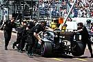 Високі температури викликали проблеми з тиском палива Mercedes