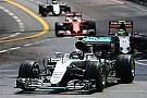 Rosberg, decepcionado por el resultado en Mónaco