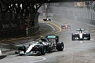 Rosberg tast in het duister over gebrek aan snelheid in race
