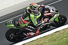 WSBK Сайкс выиграл вторую гонку в Донингтоне