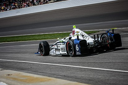 Hildebrand se desculpa por incidente con Castroneves