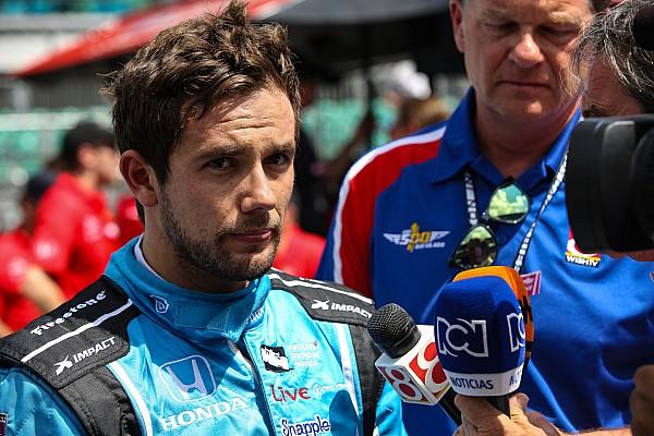 Muñoz certain de remporter l'Indy 500 un jour