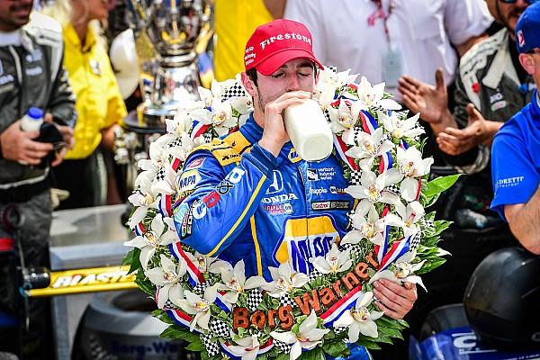 Rossi ingresará 2,5 millones de dólares por ganar las 500 Millas