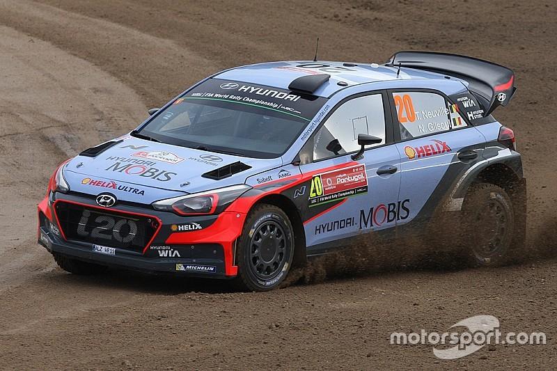 Hyundai: saranno Neuville e Paddon i piloti titolari per il Rally di Polonia