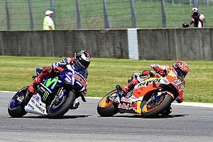 """MotoGP Vista previa Márquez: """"La línea de meta en Montmeló está más cerca que la de Mugello"""""""