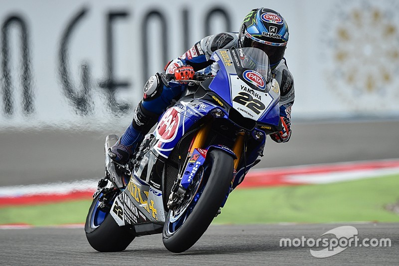 Yamaha: tante novità provate da Lowes e Canepa nei test di Misano