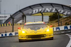 IMSA Preview Pair of Chevrolet Corvette C7.Rs set to take part in eight hours of testing at Le Mans