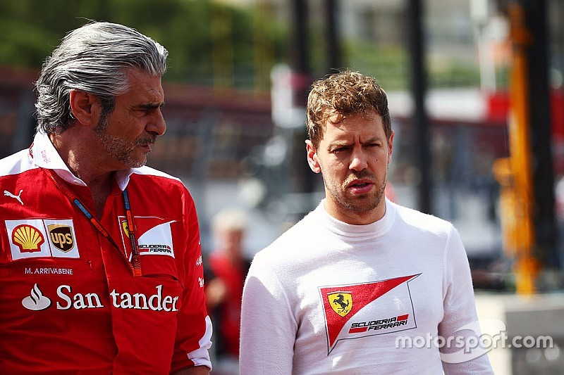 Vettel: butta via il taccuino degli assetti. E evita l'Alonsite!