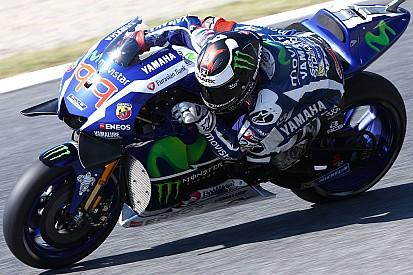 MotoGP in Barcelona: Lorenzo und Vinales am Freitag vorn