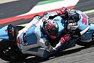 La sesión de Moto2 cancelada tras una caída de Salom, que ha sido evacuado