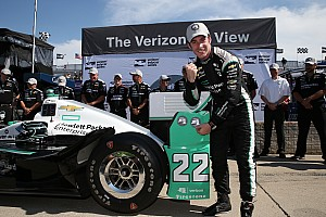 IndyCar Reporte de calificación Pagenaud lidera un triple de Penske para la carrera 1 de Detroit