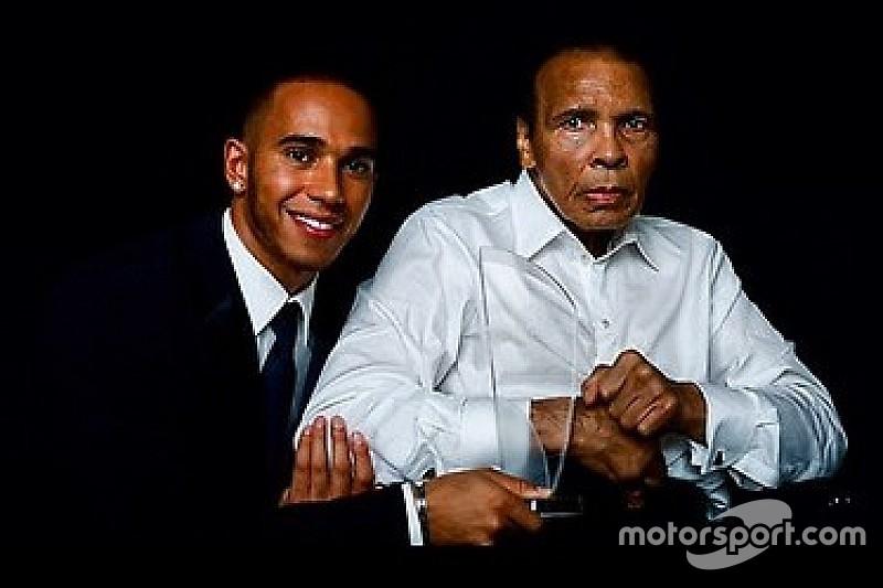 Muhammad Ali inspiró a un campeón de la F1