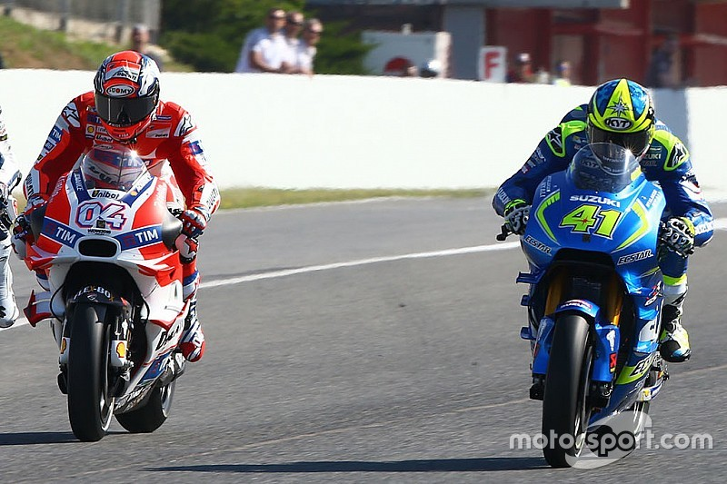 Dovi ed Espargaro, che bordate nei confronti di Rossi e Lorenzo