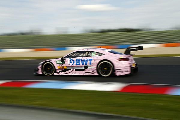 Lausitz DTM: Lucas Auer pole pozisyonunda