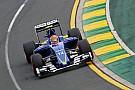 В Sauber не выявили проблем в первом шасси Насра