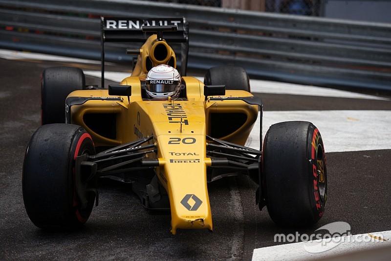 Renault: lunghe riparazioni anche sulla R.S.16 di Kevin Magnussen