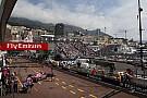 """Tíz percre """"sötétbe borultak"""" a Ferrari-csapatok Monacóban"""