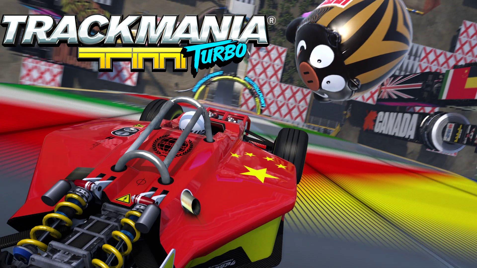 Itta a legújabb Trackmania játék hivatalos trailere
