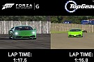 Forza Motorsport 6 Vs. Top Gear: Lamborghini Huracan