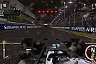 F1 2015: Ilyen a játék az esős Szingapúrban, segítségek nélkül
