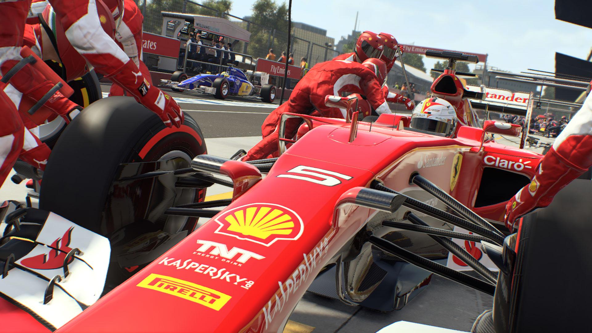 F1 2015: Ennél durvább előzést nem fogsz látni a játékban