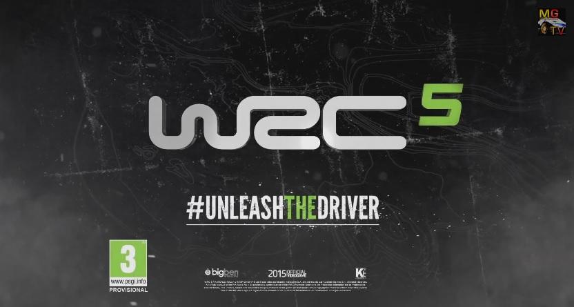 WRC 5: Érkezik az új hivatalos ralis játék! A trailer!